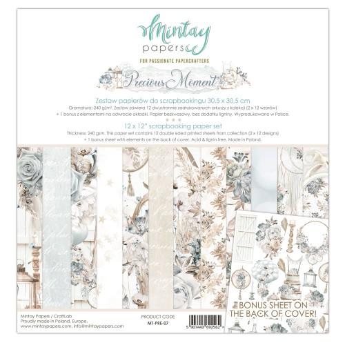 Zestaw papierów Mintay Precious Moment 30x30