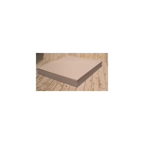 Arkusz papieru biały 30x30